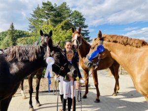 Hof Reil Ponyreiten Wardenburg reiten lernen