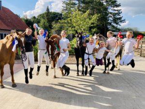 Ponyreiten Wardenburg Reiten lernen Zucht