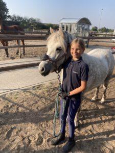 Hof Reil Pony Reiten