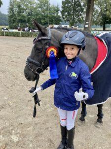 Ponyreiten Hof REil reiten lernen Wardenburg
