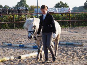 Ponyreiten Hof Reil Reiten lernen