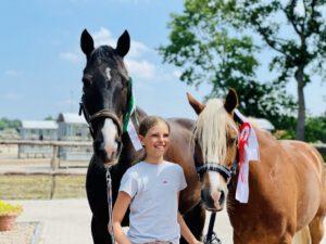 Hof Reil Ponyreiten REiten lernen