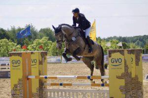 Hof Reil reiten lernen Diana Reil
